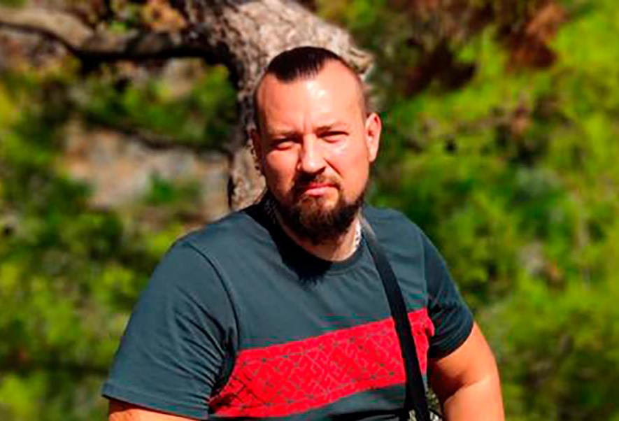 Дмитрий Красковский. Фото: «Комитет против пыток»