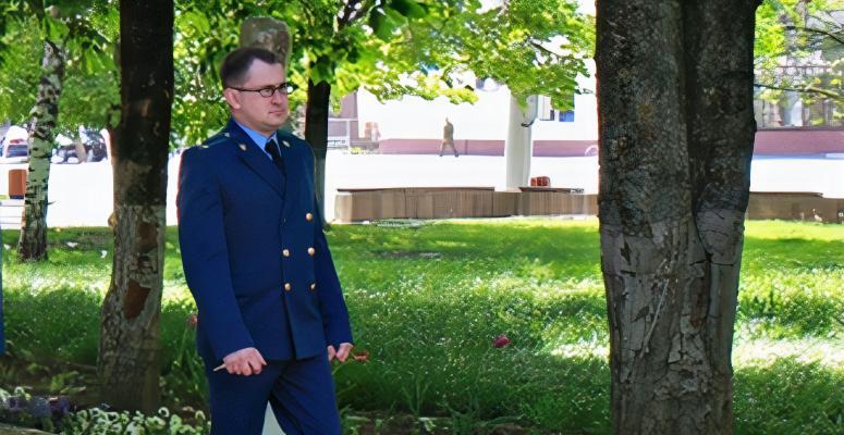 Андрей Танчик. Фото: рrokuratura-slavyansk.ru