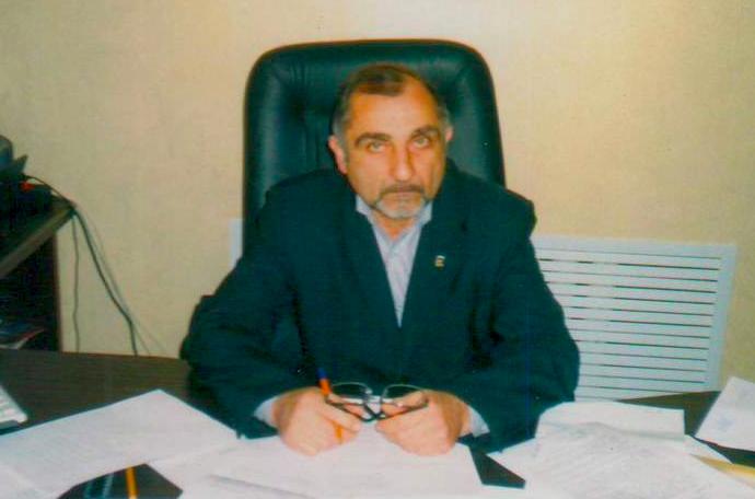 Николай Чернов. Фото: «Голос Кубани»