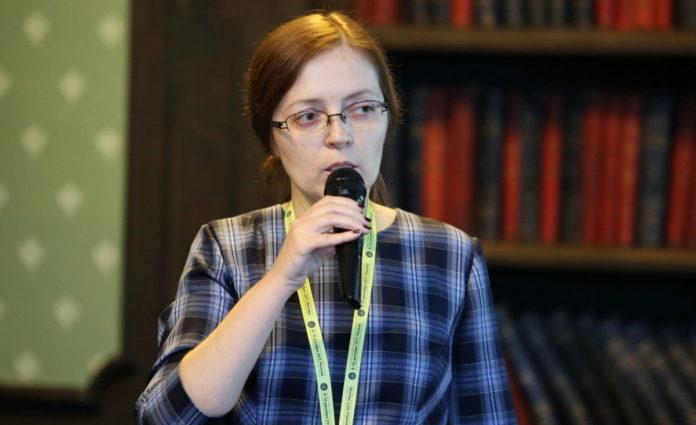 Яна Антонова // Фото: пресс-служба ОР