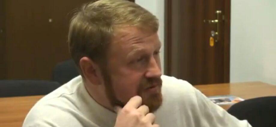 Алексей Дымовский. Фото: Википедия