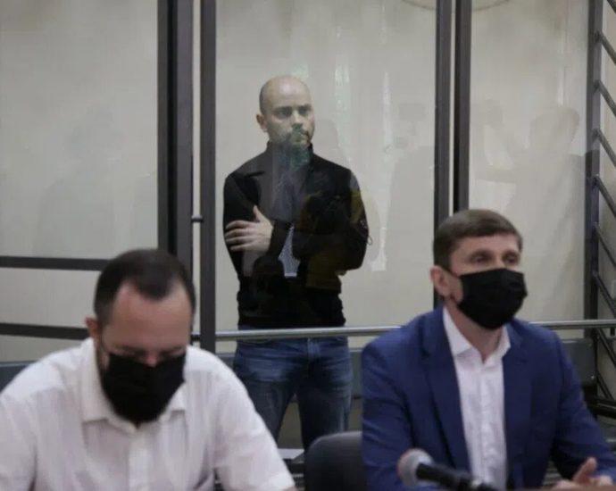 Андрей Пивоваров. Фото: Светлана Виданова / «Новая газета»