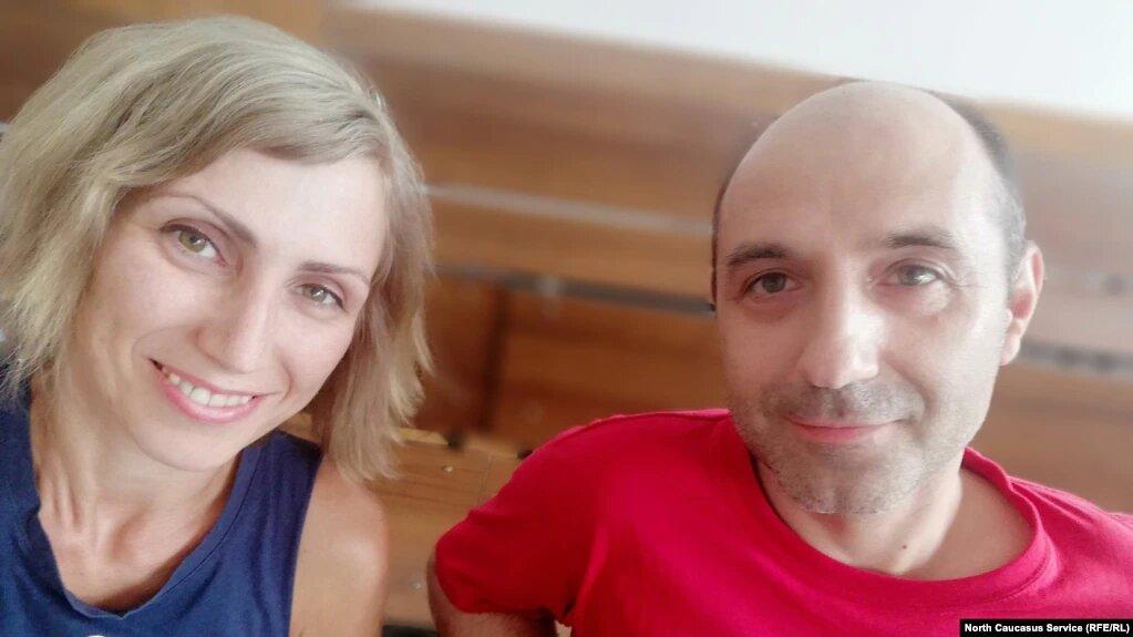 Фото: Анна Гражданкина и Виталий Тесля / «Кавказ.Реалии»