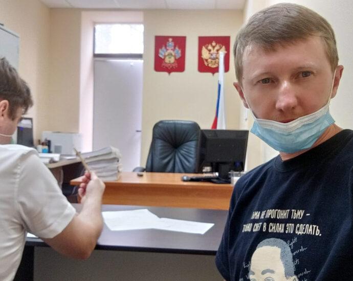 Фото: Семён Симонов / Facebook