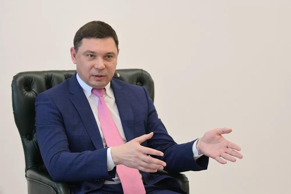 Евгений Первышов. Фото: пресс-служба администрации Краснодара