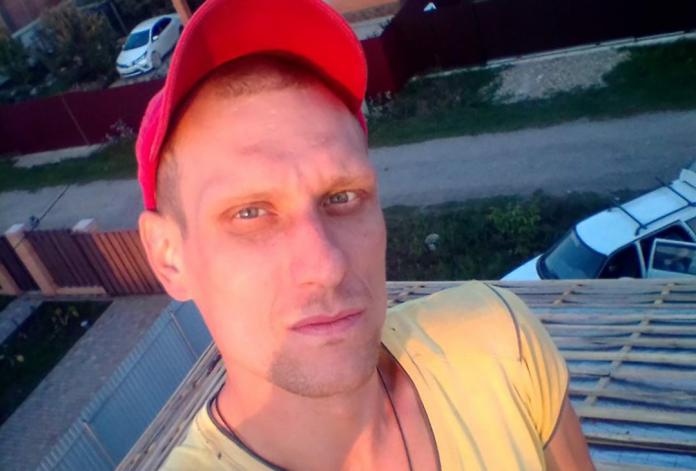 Илья Афросин. Фото с личной страницы ВКонтакте