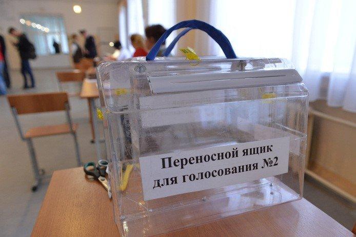 Надомное голосование. Фото: gazetaingush.ru