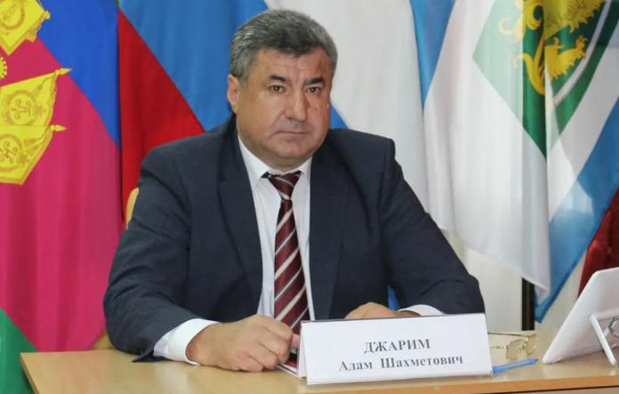 Глава муниципального образования Северский район Адам Джарим