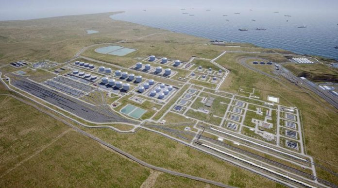 Проект портово-индустриального парка «ОТЭКО». Фото: oteko.ru