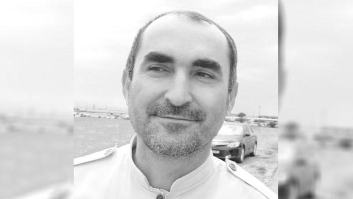 Магомед Аламов. Фото: «Комитет против пыток»